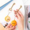 Set de 2 porte-clés pour les personnes qui se complètent