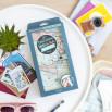 Porte-documents de voyage - Nous allons faire le tour du monde