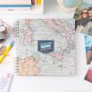Album photos de voyage - Mes aventures et lieux inoubliables