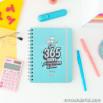 Agenda sketch 2020-2021 Semainier - Ces 365 jours, je vais les vivre à fond