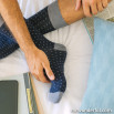 Chaussettes taille unique (41-46) - Rien ne m'arrêtera !