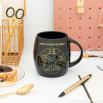 Mug avec roulette pivotante - Comment se passera ma journée ?