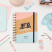 Agenda classique 2021-2022 Journalier - Toutes les belles choses qui m'attendent