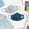 Pack de 2 mascarillas de tela - Aventuras