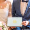 Cadeau pour jeunes mariés (riches d'amour et d'amis)