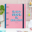 Carpeta con anillas - I'm not good. I'm brilliant! (ENG)