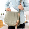 Green shoulder bag - Make it work