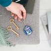 Porte-clés - Papa, tu es le nº 1