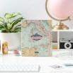 Kit scrapbooking album de voyage - Lieux et aventures que je n'oublierai jamais