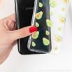 Coque transparente pour Samsung S9 - Avocats