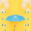Parapluie moyen - Aujourd'hui la pluie ne m'arrêtera pas (FR)