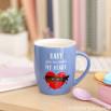 "Mug ""Baby, you've stolen my heart"" (ENG)"