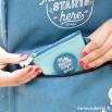 Porte-monnaie - Make your own magic (ENG)
