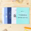 Voeux pour chaque occasion - Pack de cinq cartes (ENG)