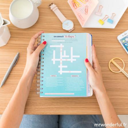 Agenda classique 2018-2019 Journalier - Journées d'un million d'heures (FR)