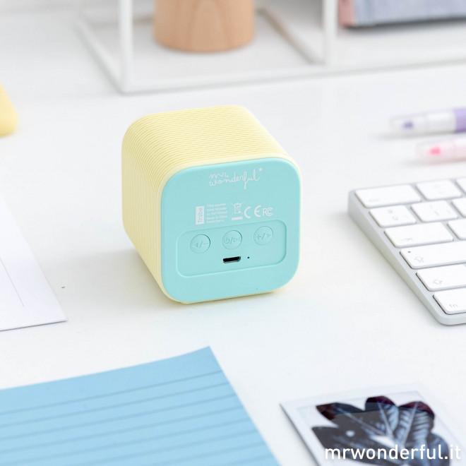 Bluetooth speaker – The happiness machine