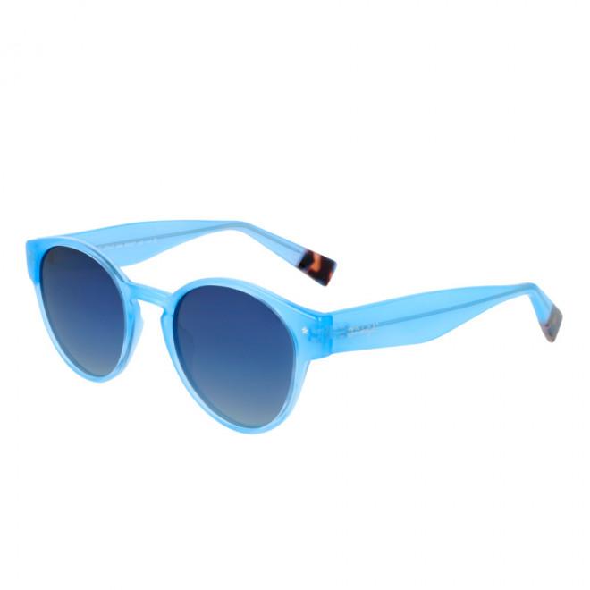 Gafas de sol de inyección - Azul claro + Carey