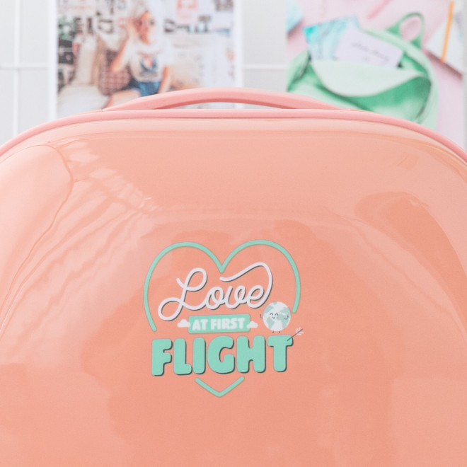 Vanity case - Love at first flight