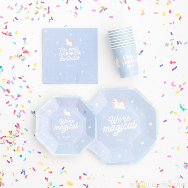 A Mr. Wonderful kit for a magical party
