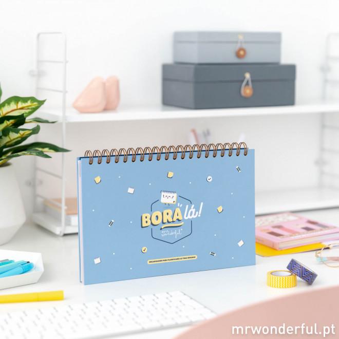 Organizador para planificares as tuas semanas - Bora lá!