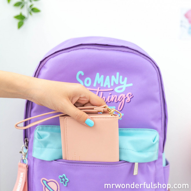 Mochila - So many fun things to do