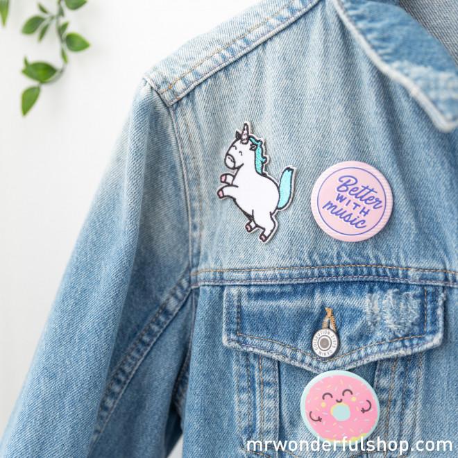 Extras para personalizar a tua mochila ou o que quiseres - You're top