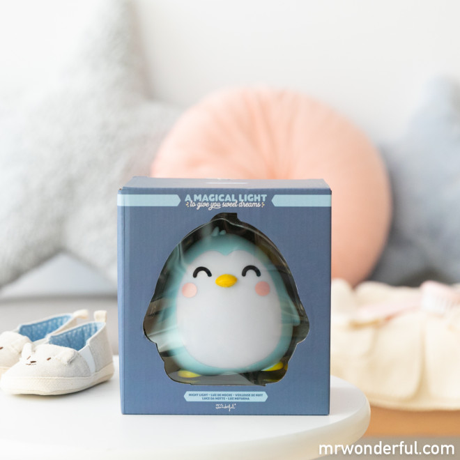 A magical light to give you sweet dreams - Penguin