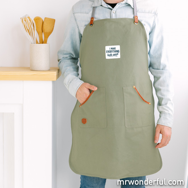 Apron - I make everything taste good