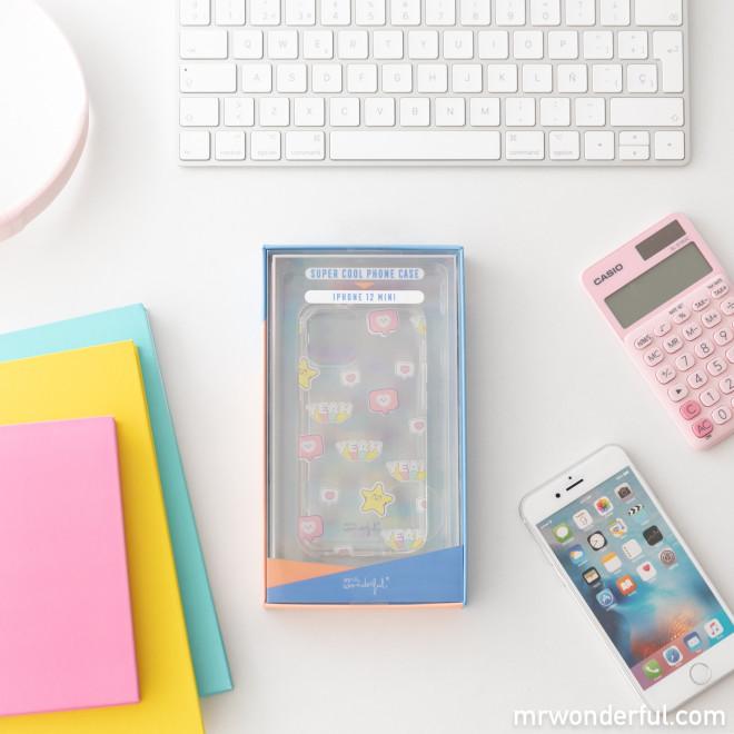 Carcasa iPhone 12 Mini - Yeah!