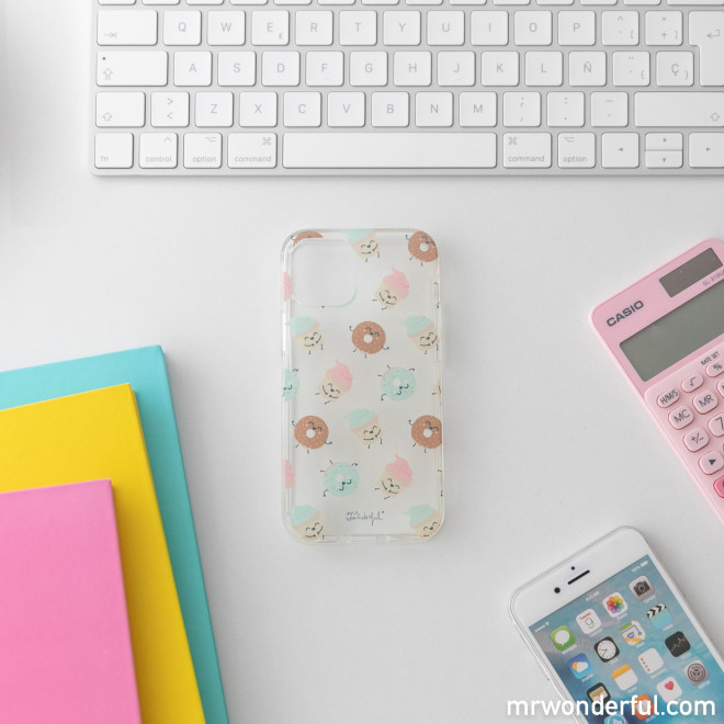 iPhone 12 Pro / iPhone 12 Max MR phone case - Cupcakes
