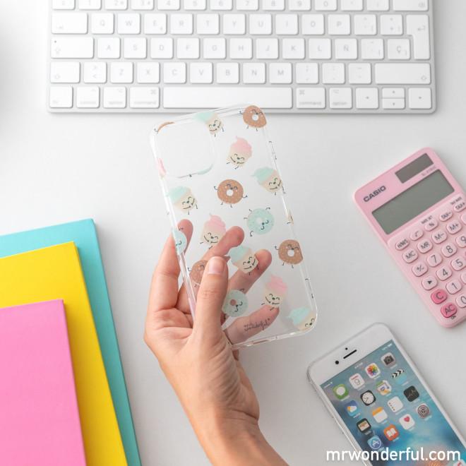 iPhone Pro Max MR phone case - Cupcakes