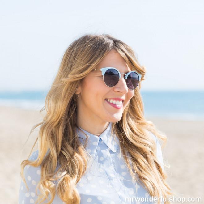 Óculos de sol - Blue skyline
