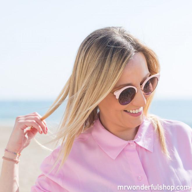 Óculos de sol - Pink skyline