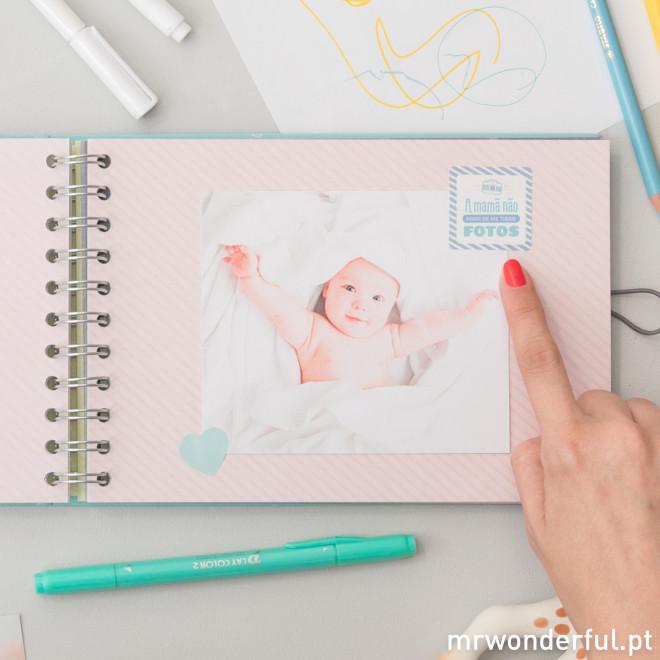Album para bebe