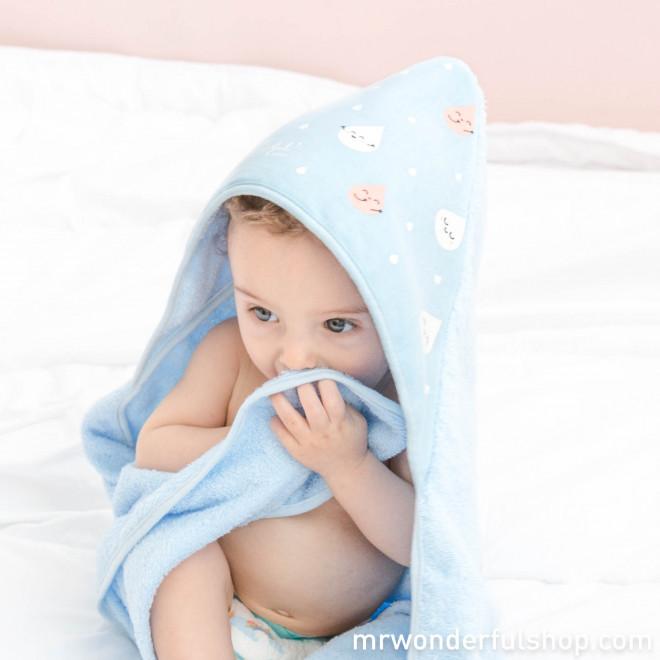 Capa de baño bebe