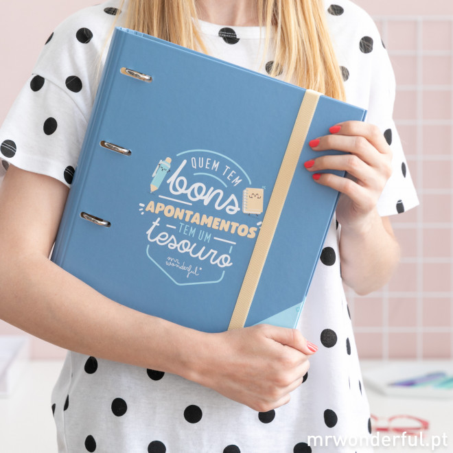 Dossier Criativo da Mr.Wonderful