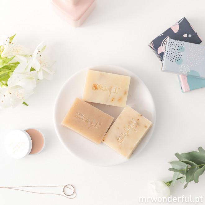 Sabonetes artesanais - 3 motivos pelos quais adoro... cuidar de ti (PT)