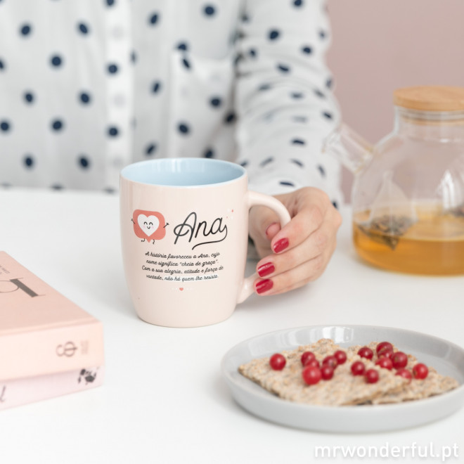 Caneca Ana - Wonderful names