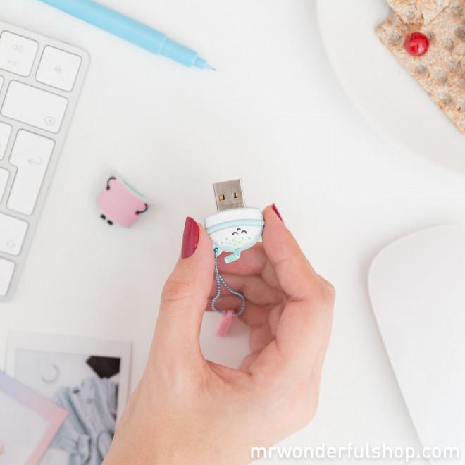 Memória USB 16GB - Batido