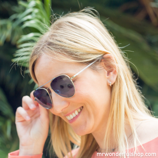 Gafas aviador mujer
