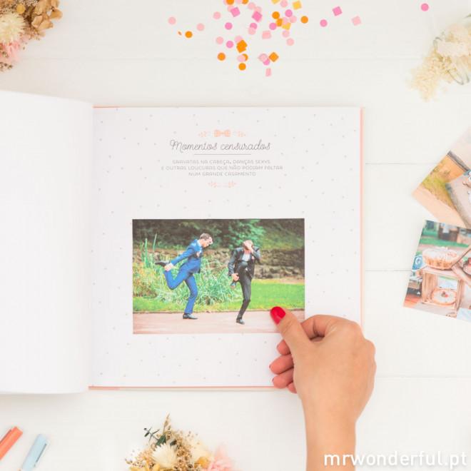 Álbum não oficial do nosso casamento (PT)