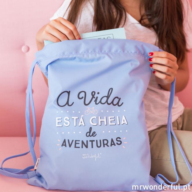 Saco - A vida está cheia de aventuras (PT)