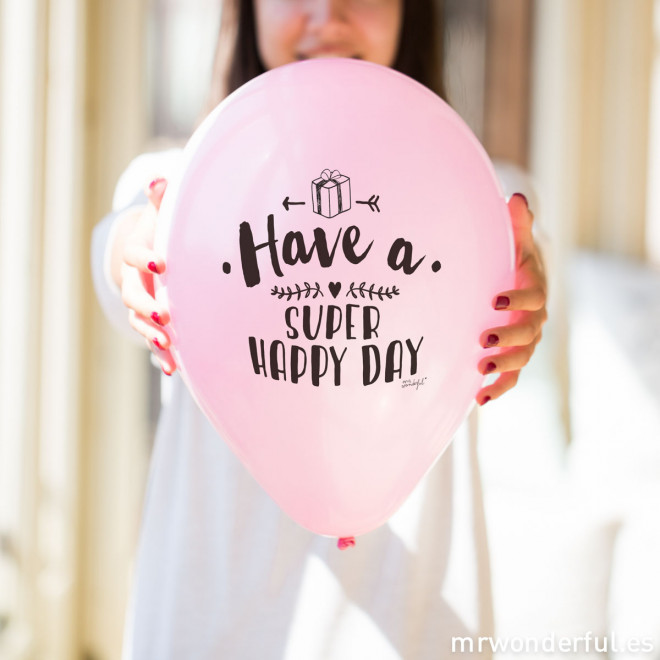 Balloons for cool birthday parties (ENG)