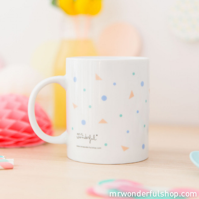 Caneca - This mug is the beginning of a great year. Happy birthday! (ENG)