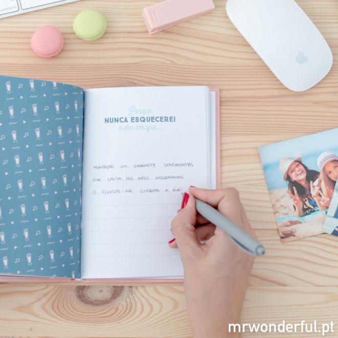 Livro das histórias que tornam a nossa amizade tão especial (PT)