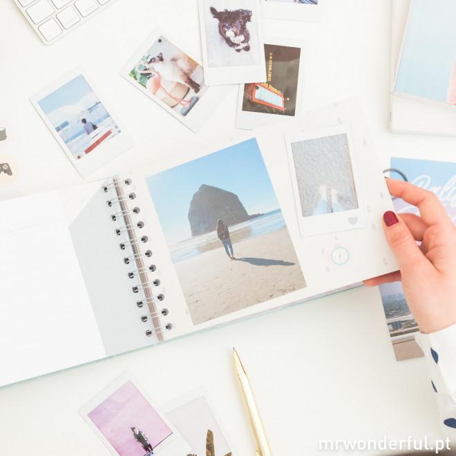 Álbum Fotos - Tu, eu e todas as coisas bonitas que nós vivemos (PT)