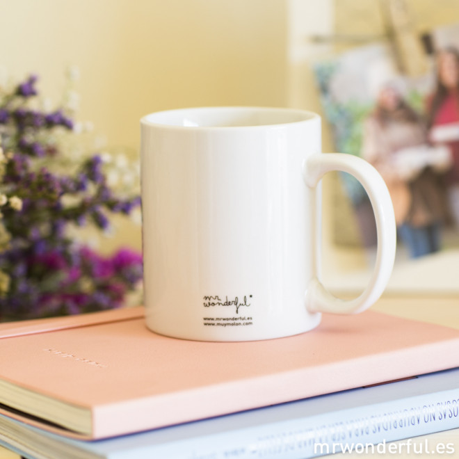 "Caneca ""You are my favorite little sister"" (ENG)"