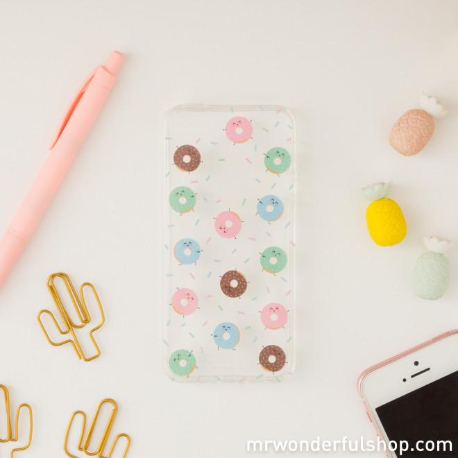 Carcasa para iPhone 5/5S - Rosquillas