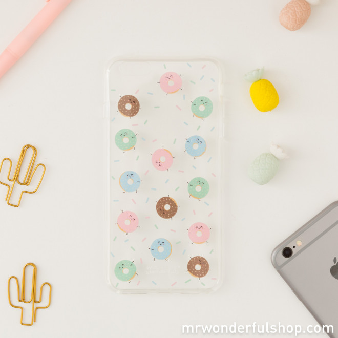 Carcasa para iPhone 6/6S Plus - Rosquillas