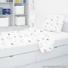 Jogo de lençóis cama de 90cm - Magical dream
